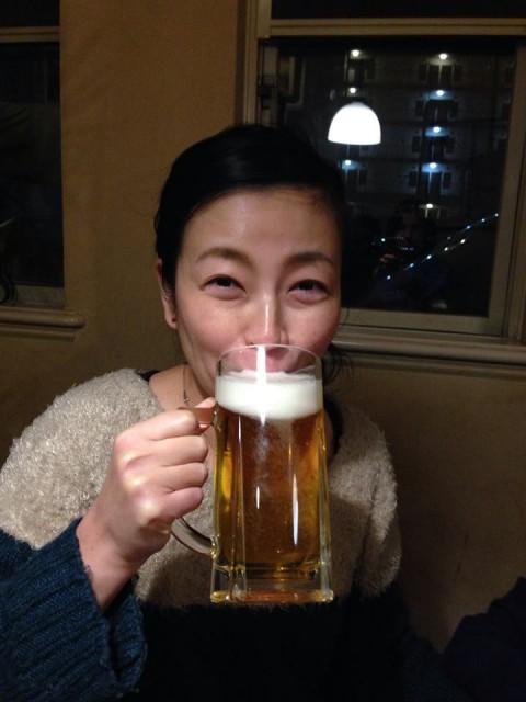 美穂さんビール
